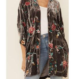 Johnny Was Uriah Velvet Kimono