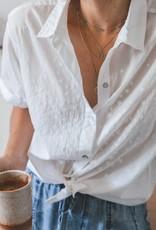 Lovestitch  Azalea Star Embriodered Shirt