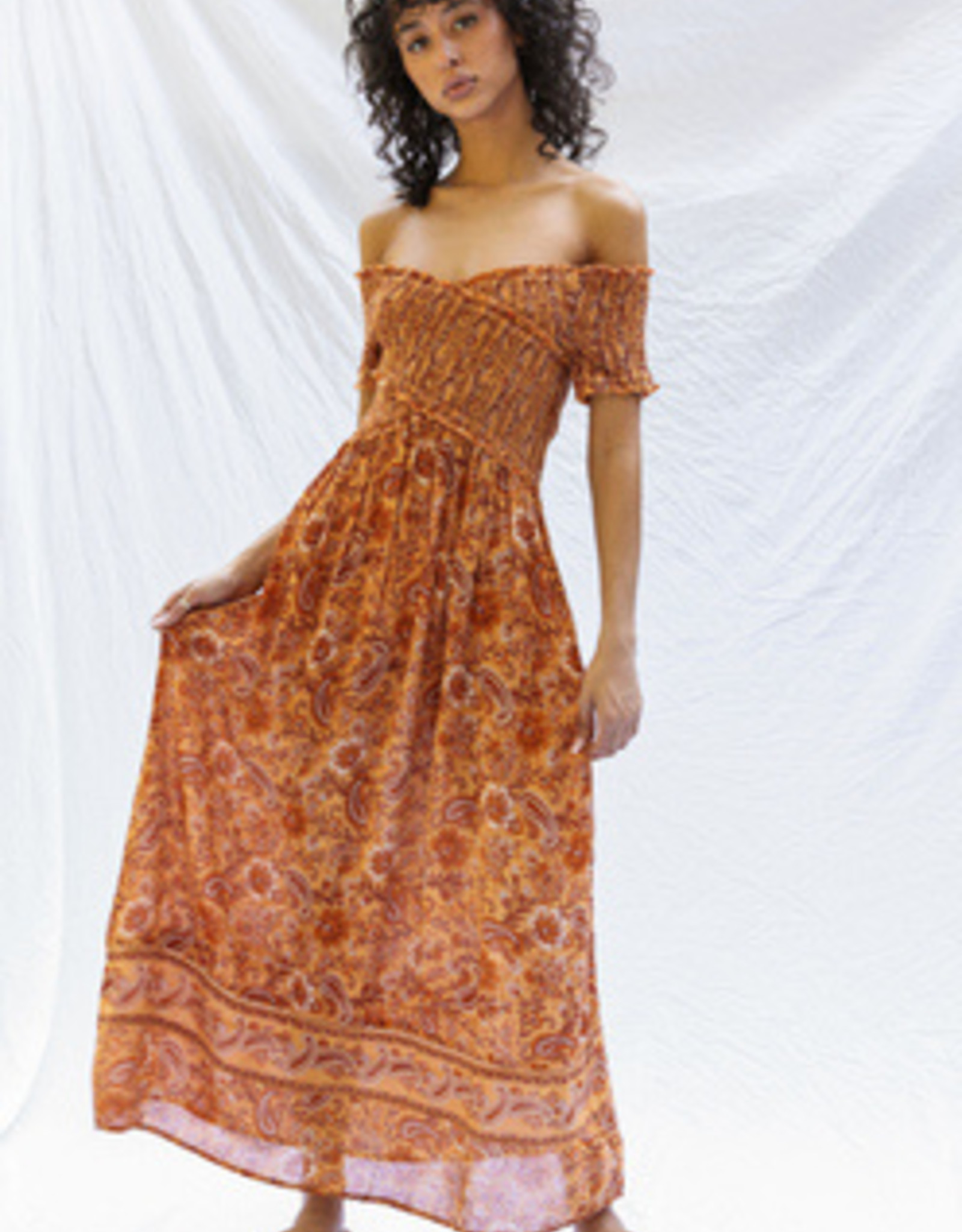 Patrons of Peace Topanga Dress