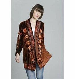 Driftwood Abby Velvet Kimono