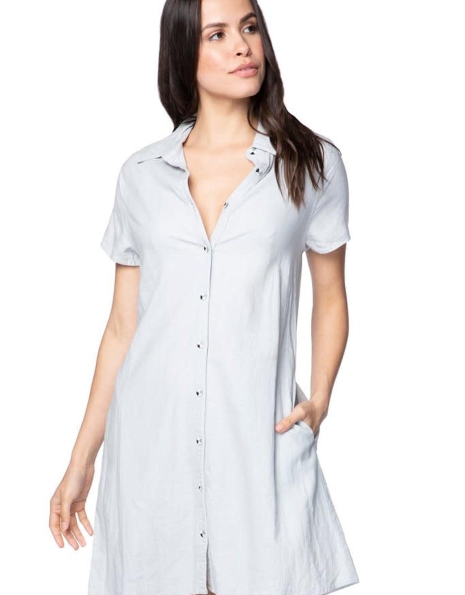 Subtle Luxury Wynne Linen Dress