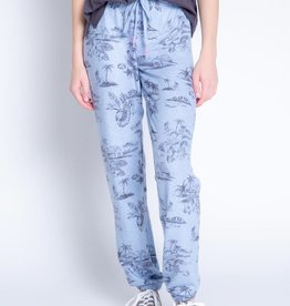 PJ Salvage Peachy Party Joggers