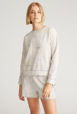 Driftwood Marble Star Pullover
