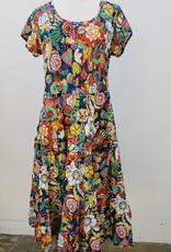 Dress Addict Scoop Neck Dress