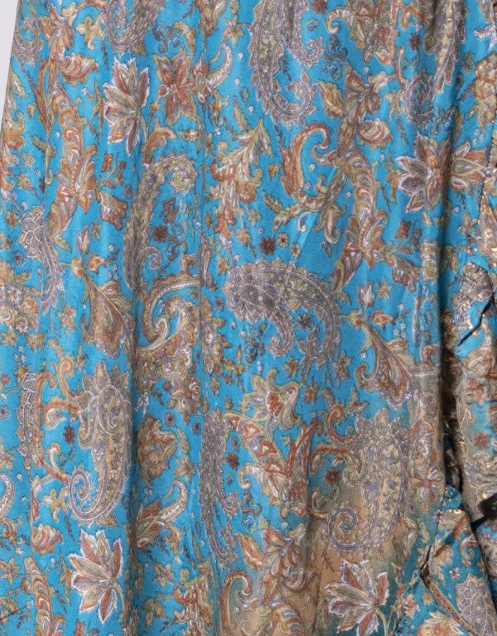 Cienna  Elsa Maxi Wrap Dress