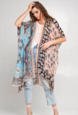 Aratta Beautiful Gem Kimono - One Size