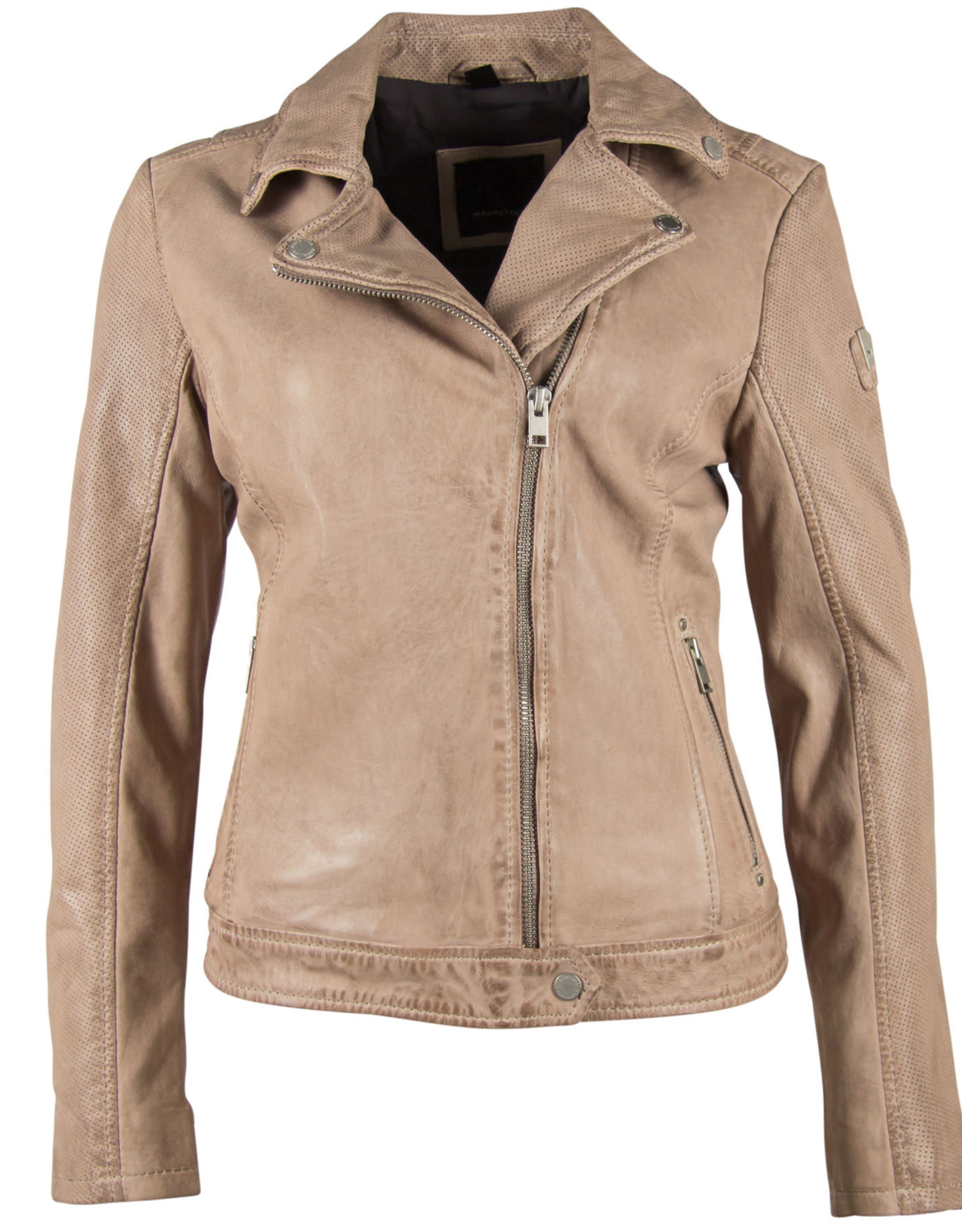 Mauritius Favour Leather Jacket
