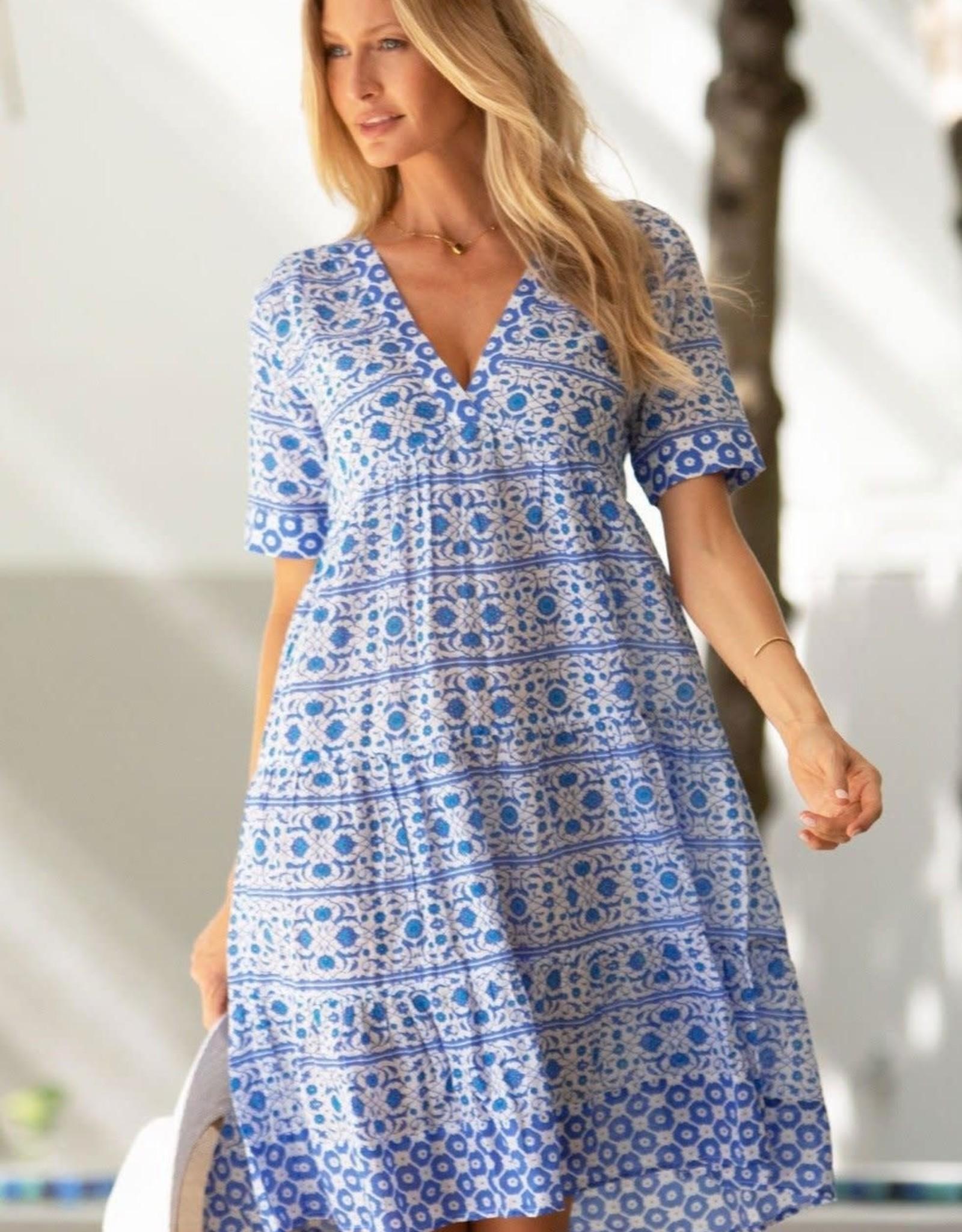 Aspiga Santorini Cotton Dress