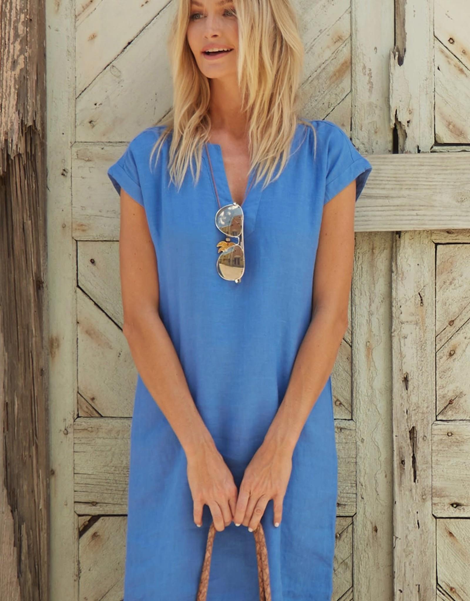 Aspiga Dori Linen Dress