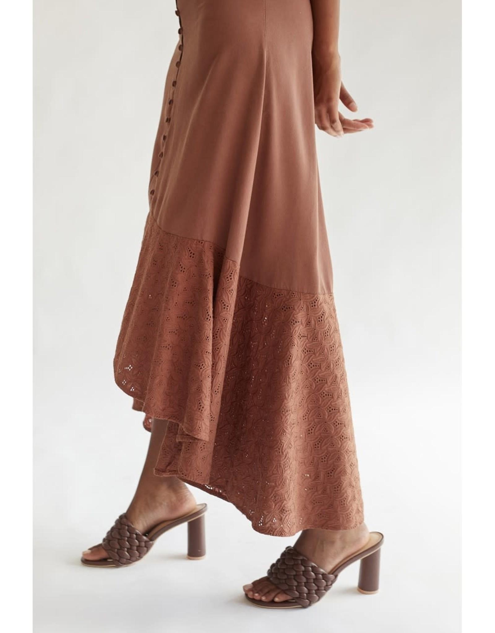 Maggie Sweet Rosalia Maxi Dress