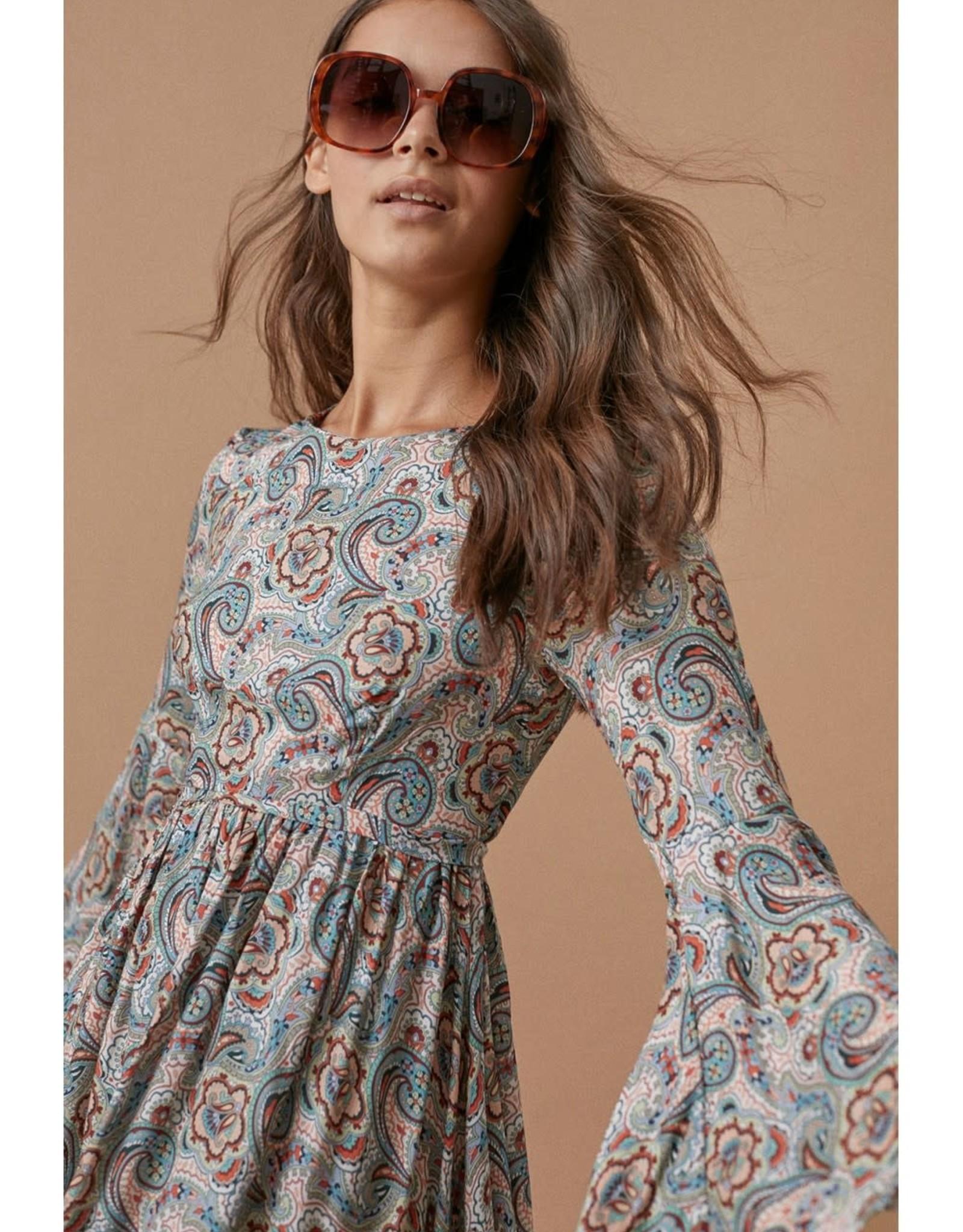 Maggie Sweet  Lulu Paisley Dress