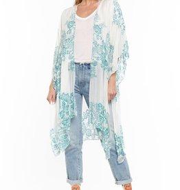 Aratta Salt Island Beaded Kimono