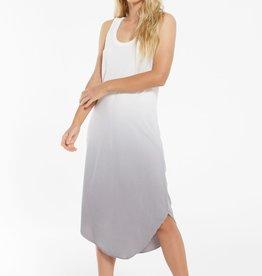 Z Supply Reverie  Dip Dye Midi Dress