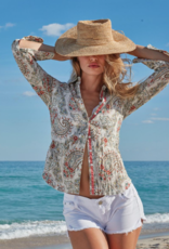 Cino Henna Paisley Shirt