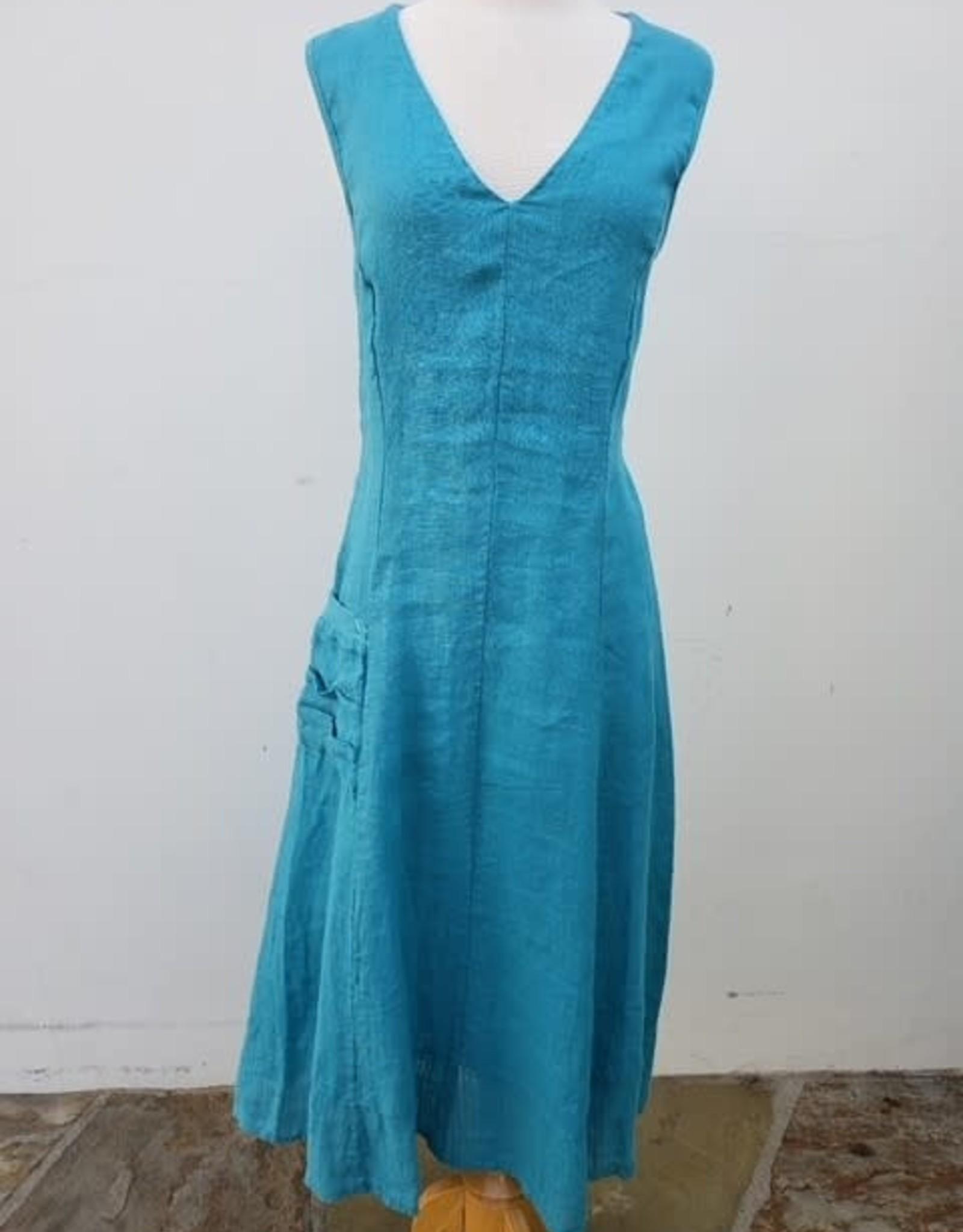 Inizio Linen Sophia Dress