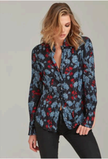 Cino  Winter Floral Shirt