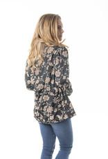 Cienna  Reversible  Velvet Jacket