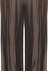 M Made in Italy Silk Pants