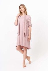 M Made in Italy  Knit Dress w/Scarf