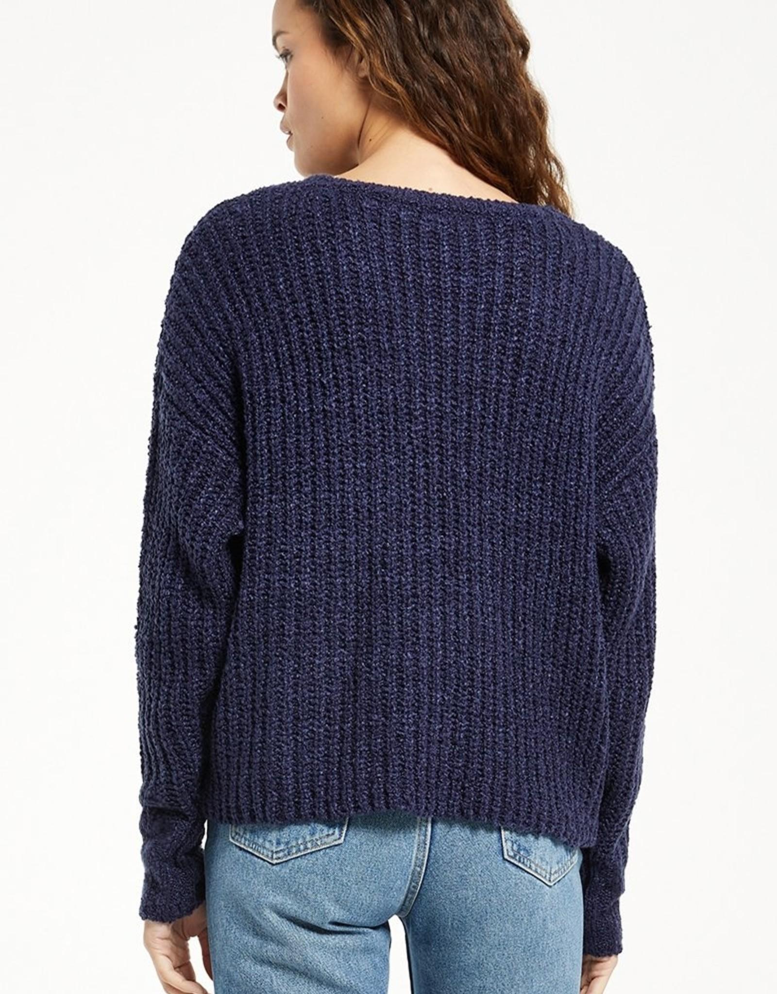 Z Supply Camden Crew Neck Sweater