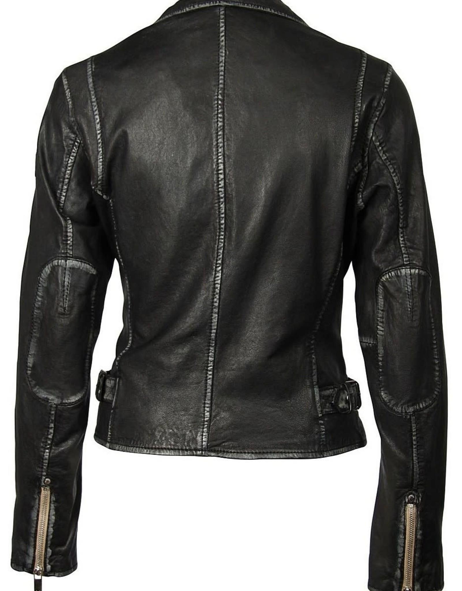 Mauritius Sofia Leather Jacket