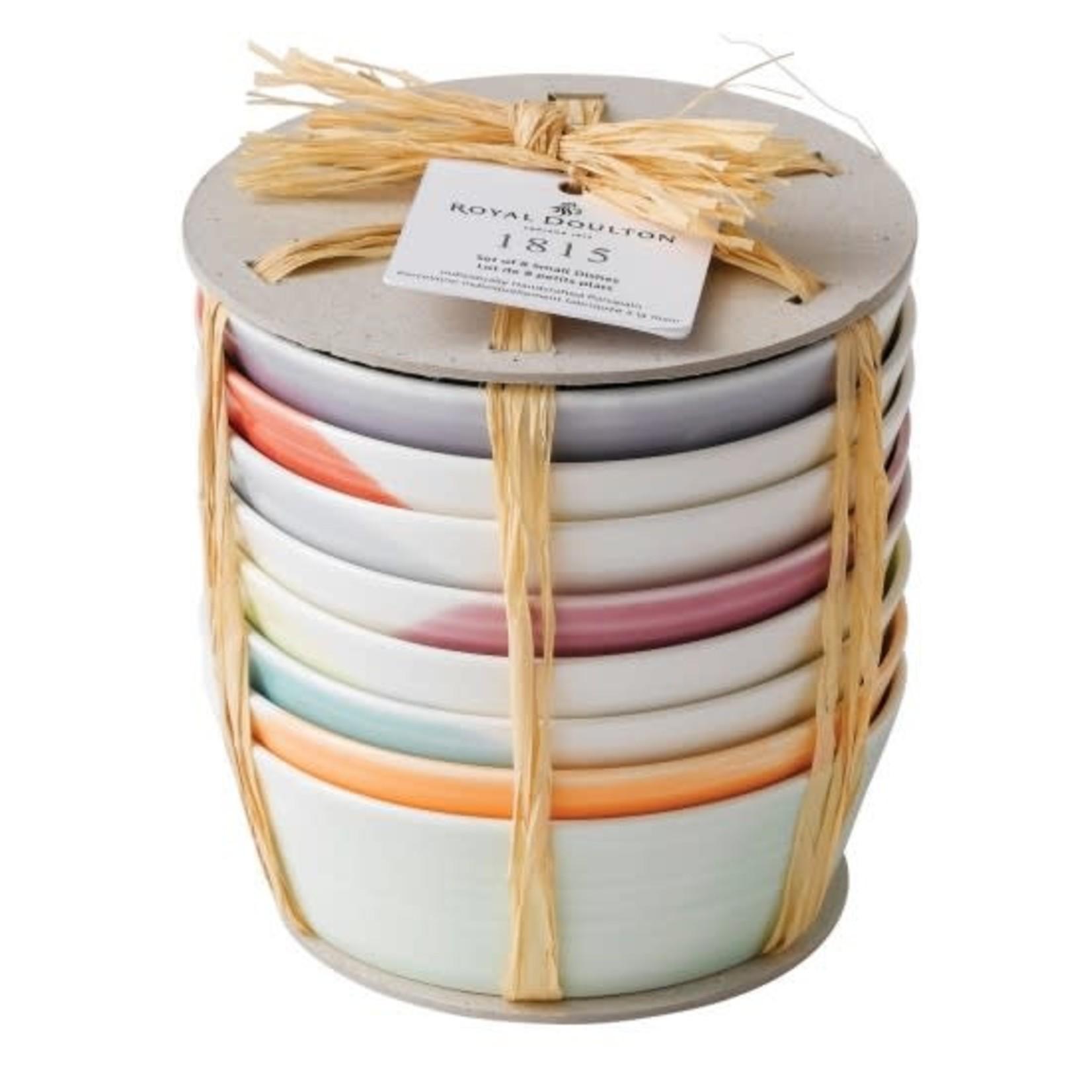 Royal Doulton 1815 Tapas Dishes Set of 8