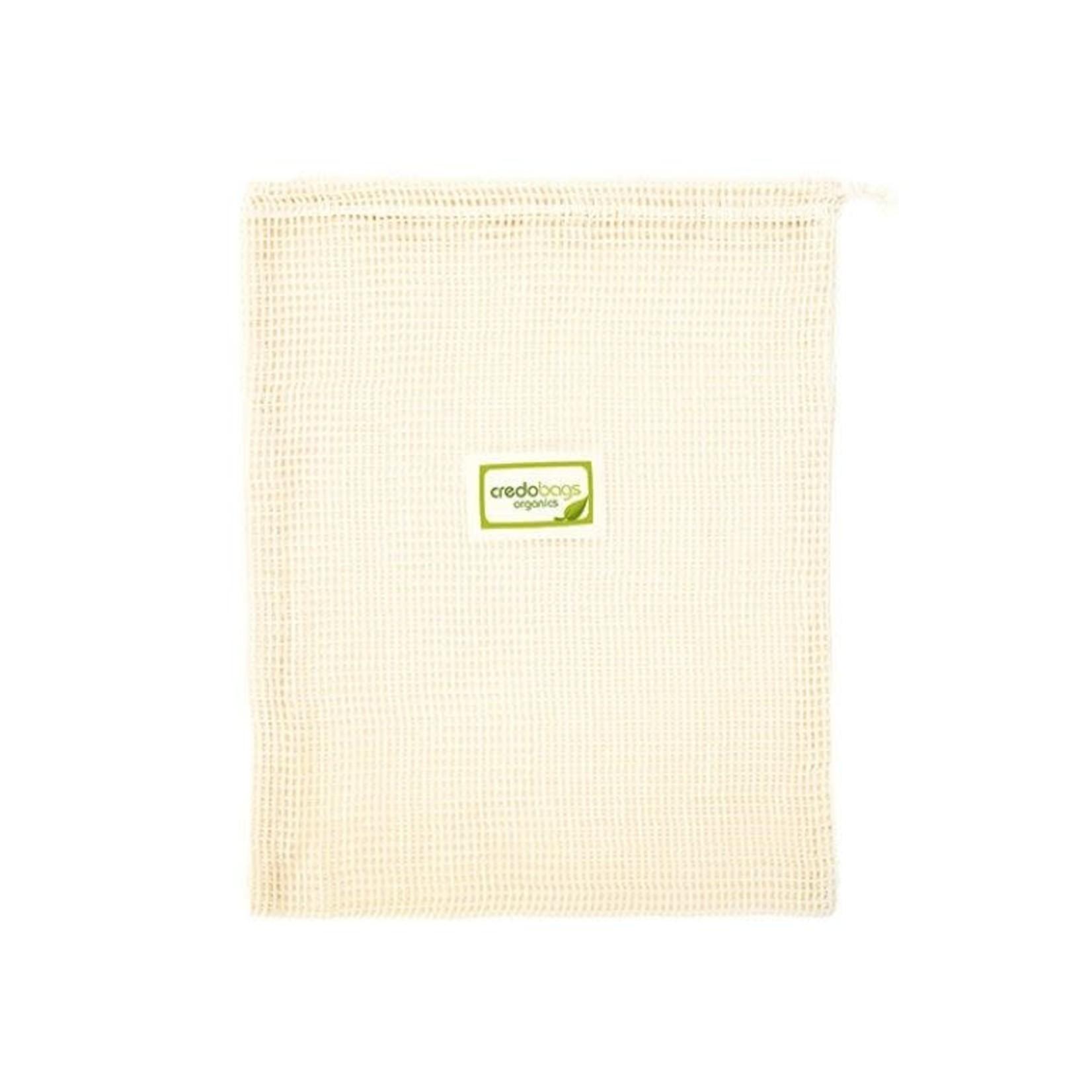 100% Cotton Mesh Produce Bag M