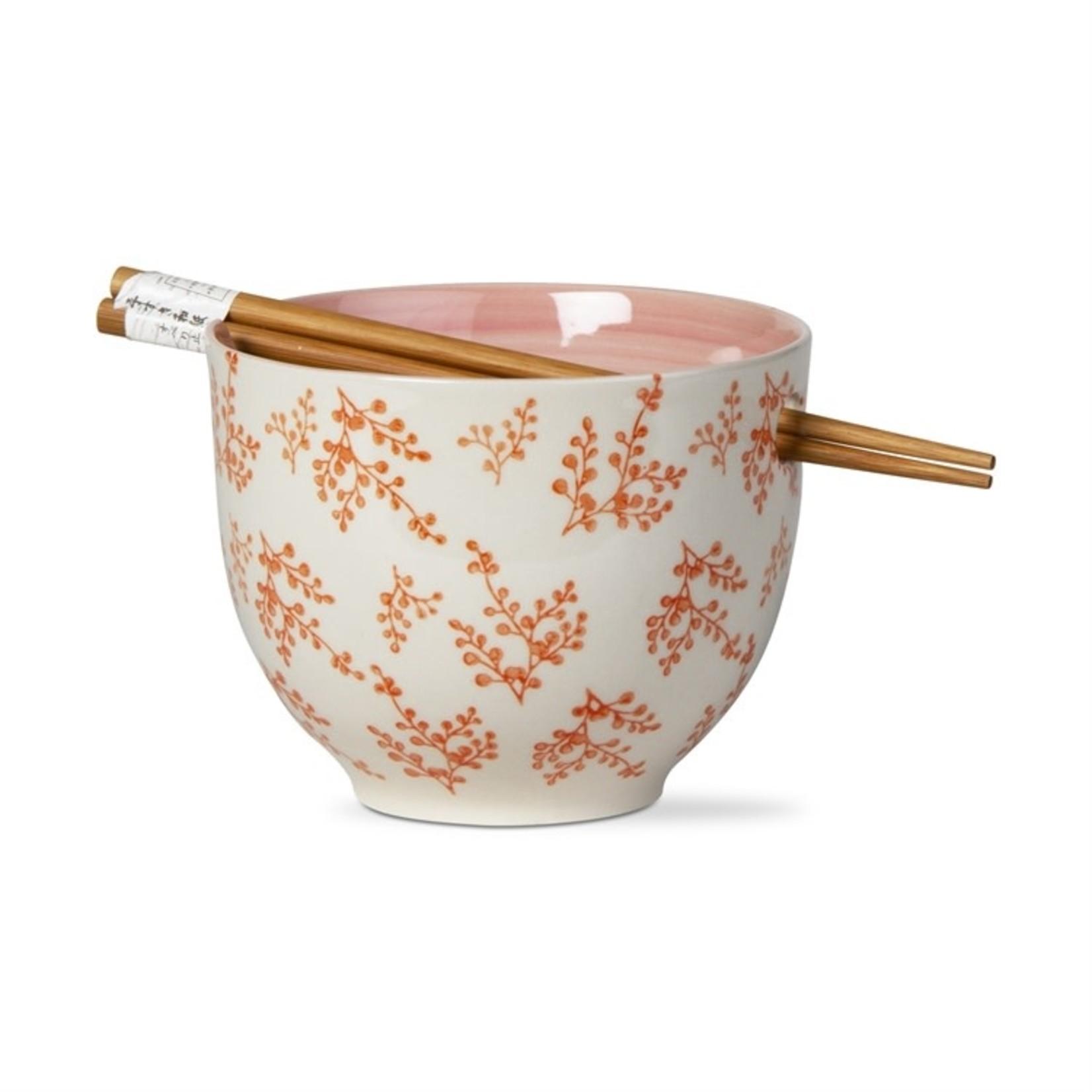 Leaf Noodle Bowl Set