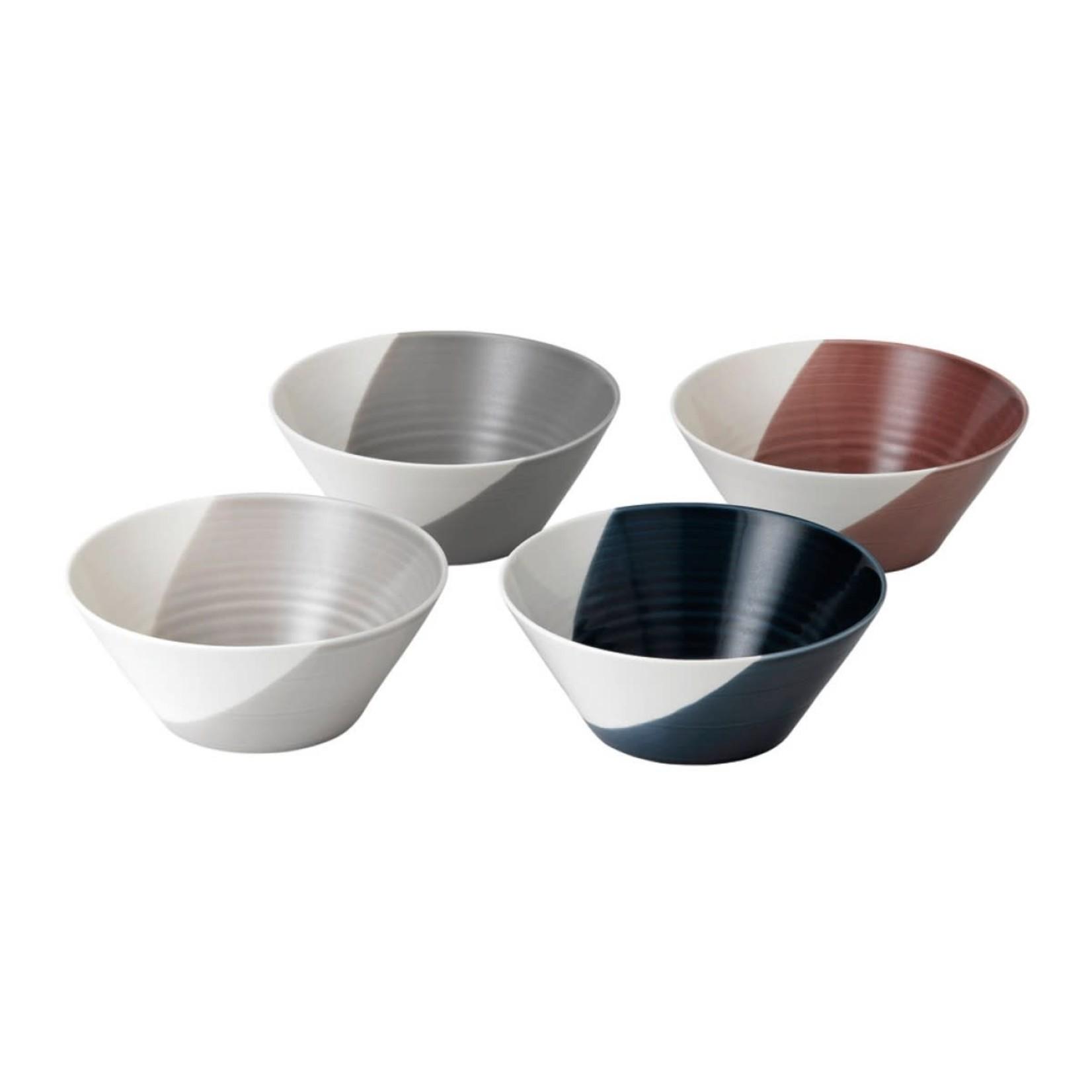 Bowls of Plenty Noodle Bowls Set of 4