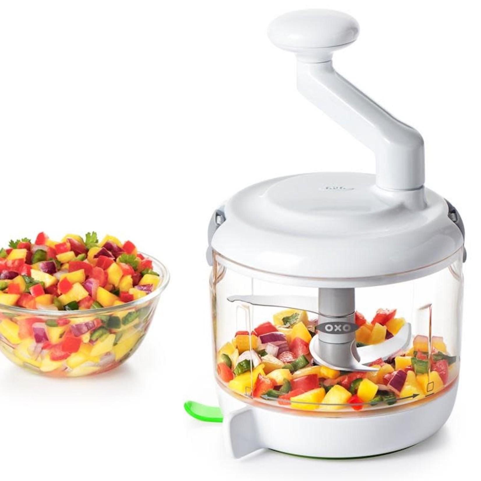 OXO Manual Food Processor