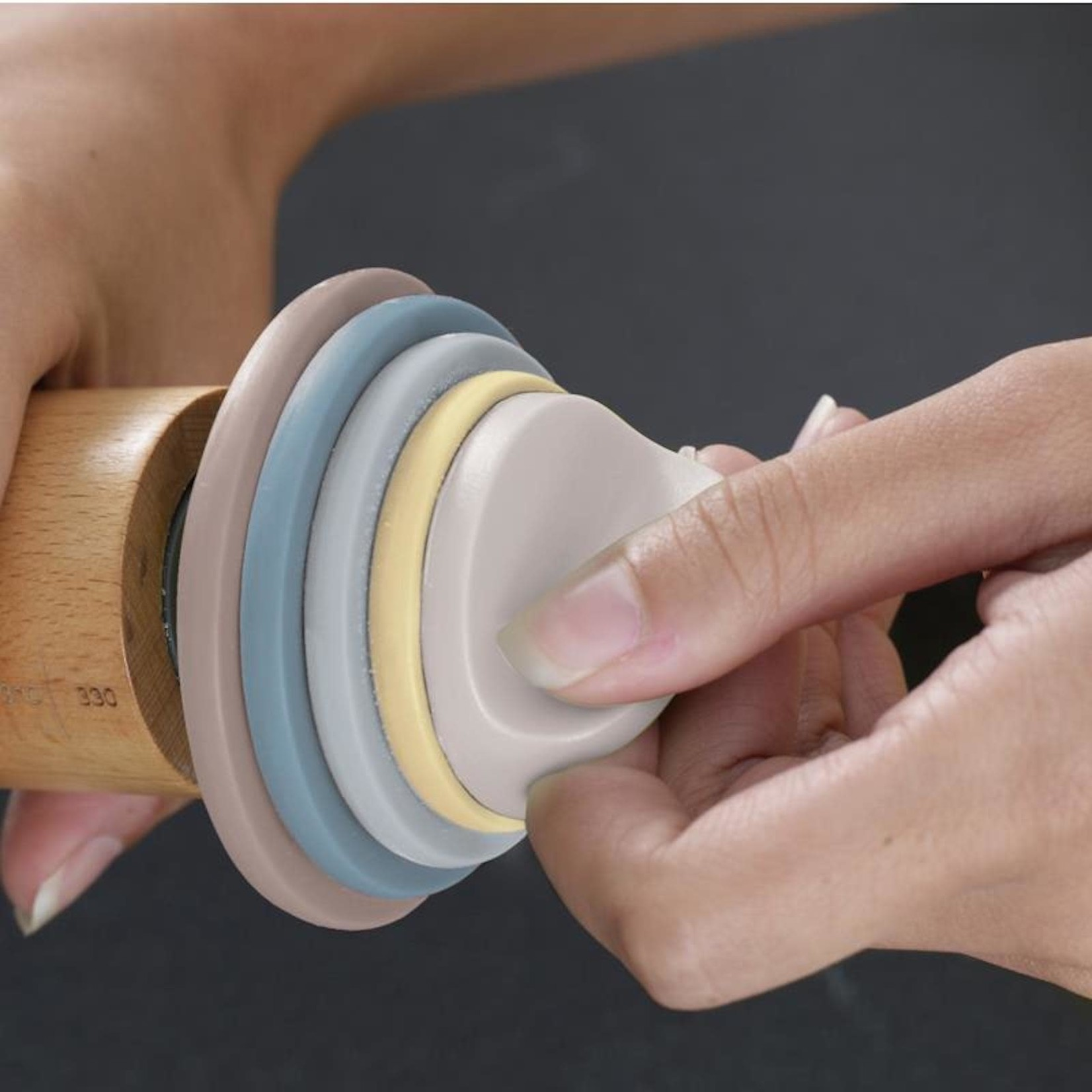 Joseph Joseph Adjustable Rolling Pin