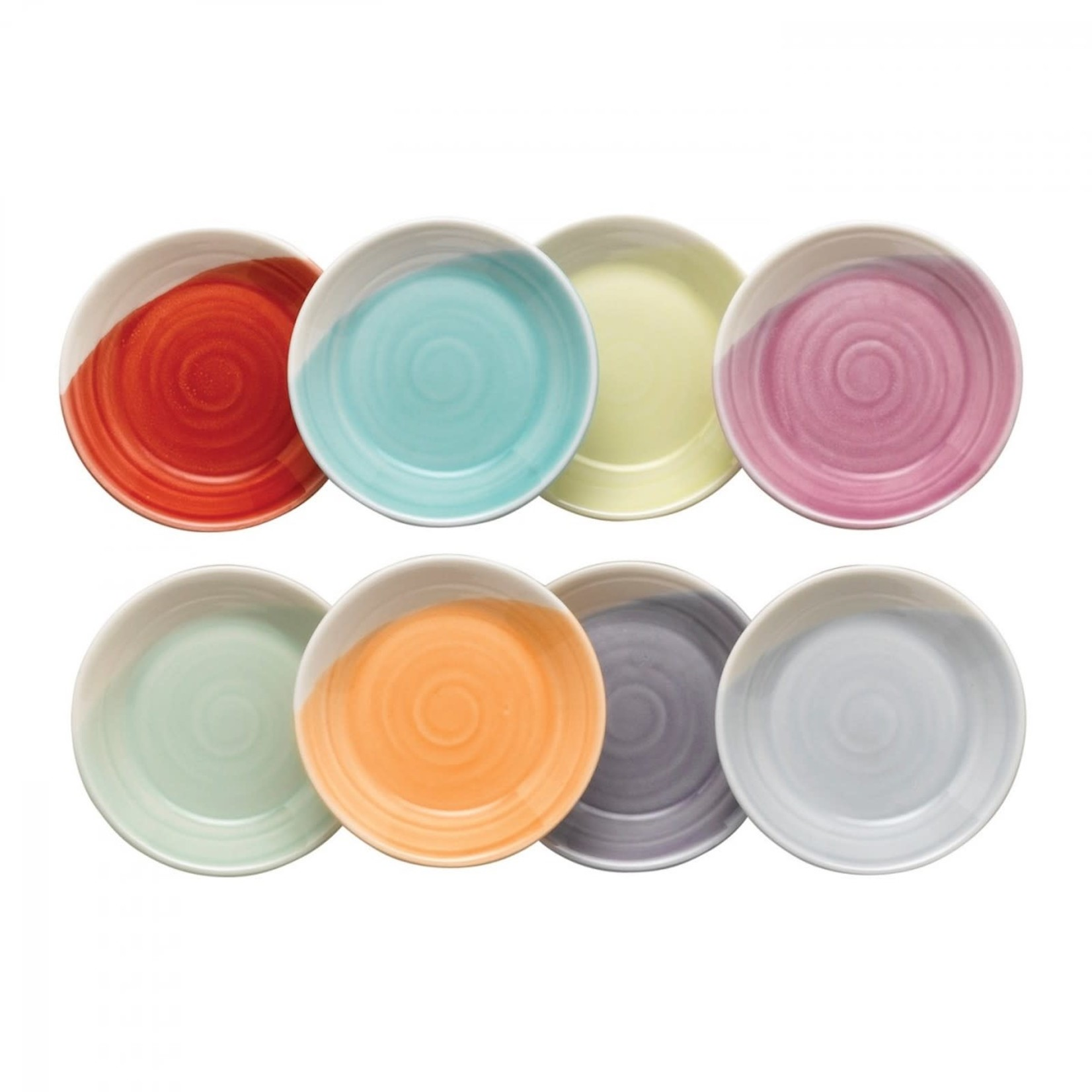 Royal Doulton 1815 Tapas Plates Set of 8