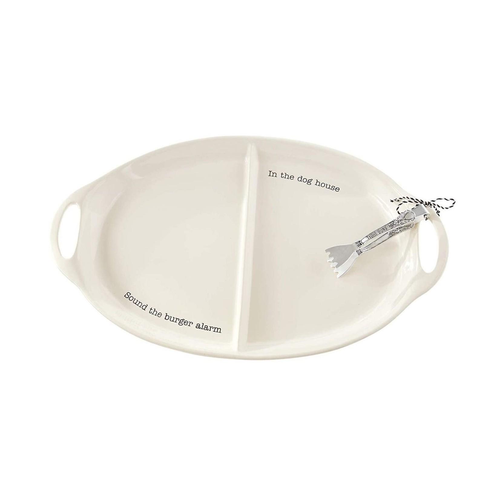 Circa Burger Hot Dog Platter