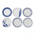 Pacific Dinner Plates Set of 6