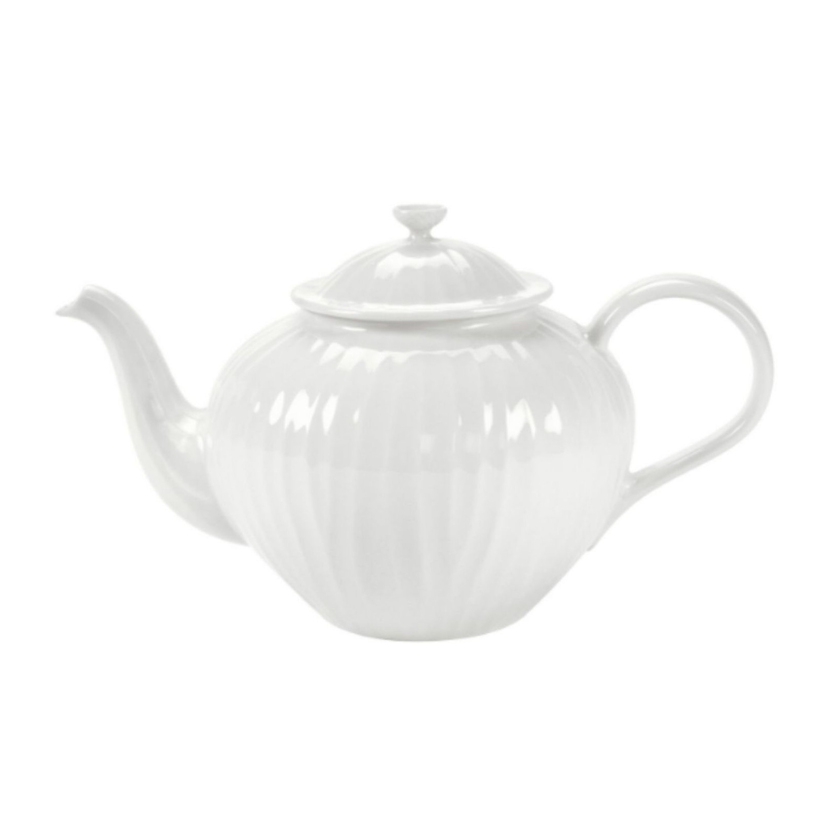 White Oak Teapot