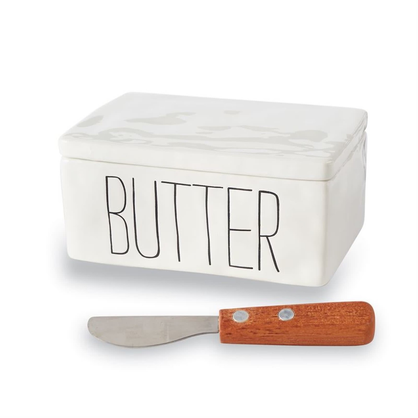Bistro Butter Dish