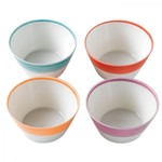 Royal Doulton 1815 Bright Colors Cereal Bowl, Set of 4
