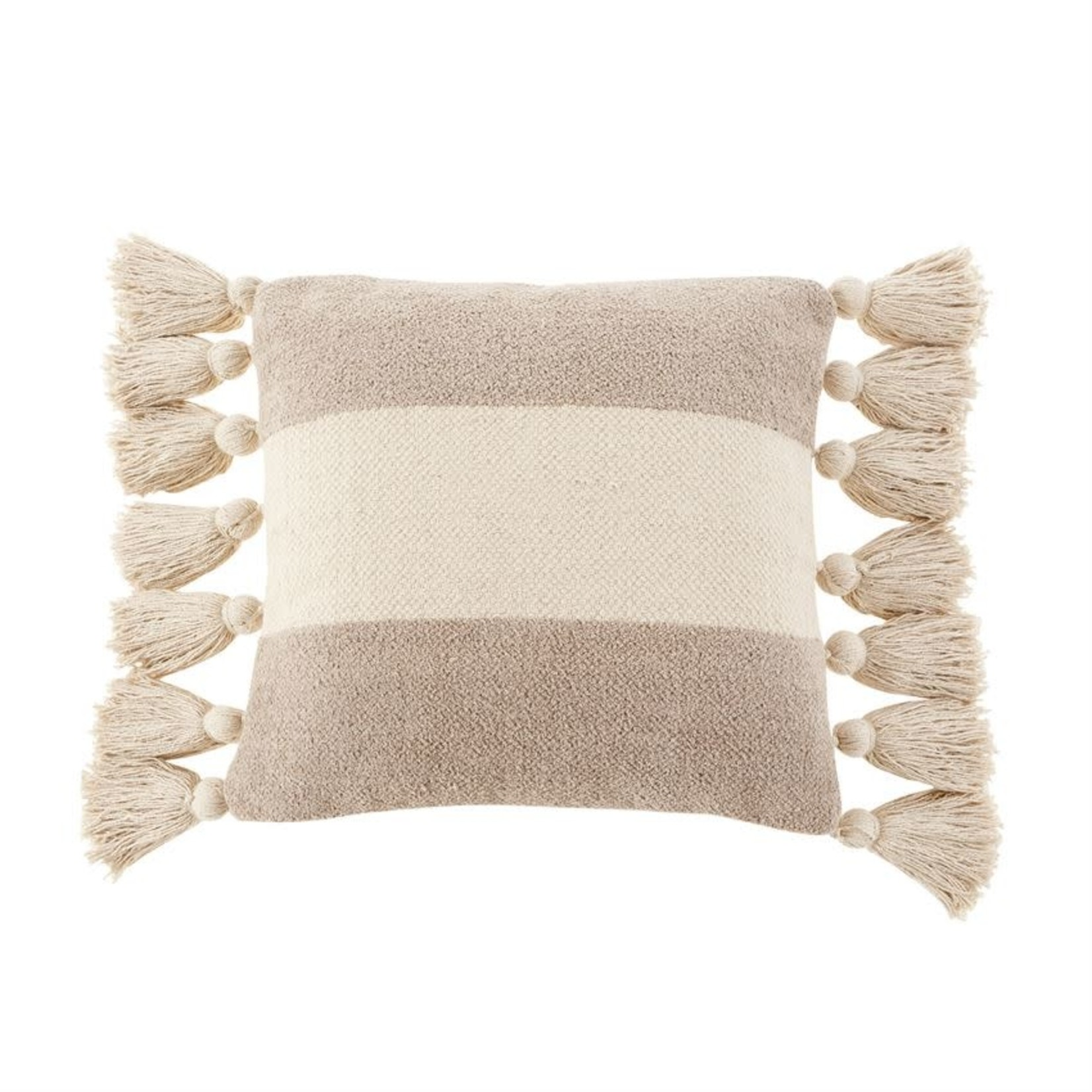 Square Striped Pillows