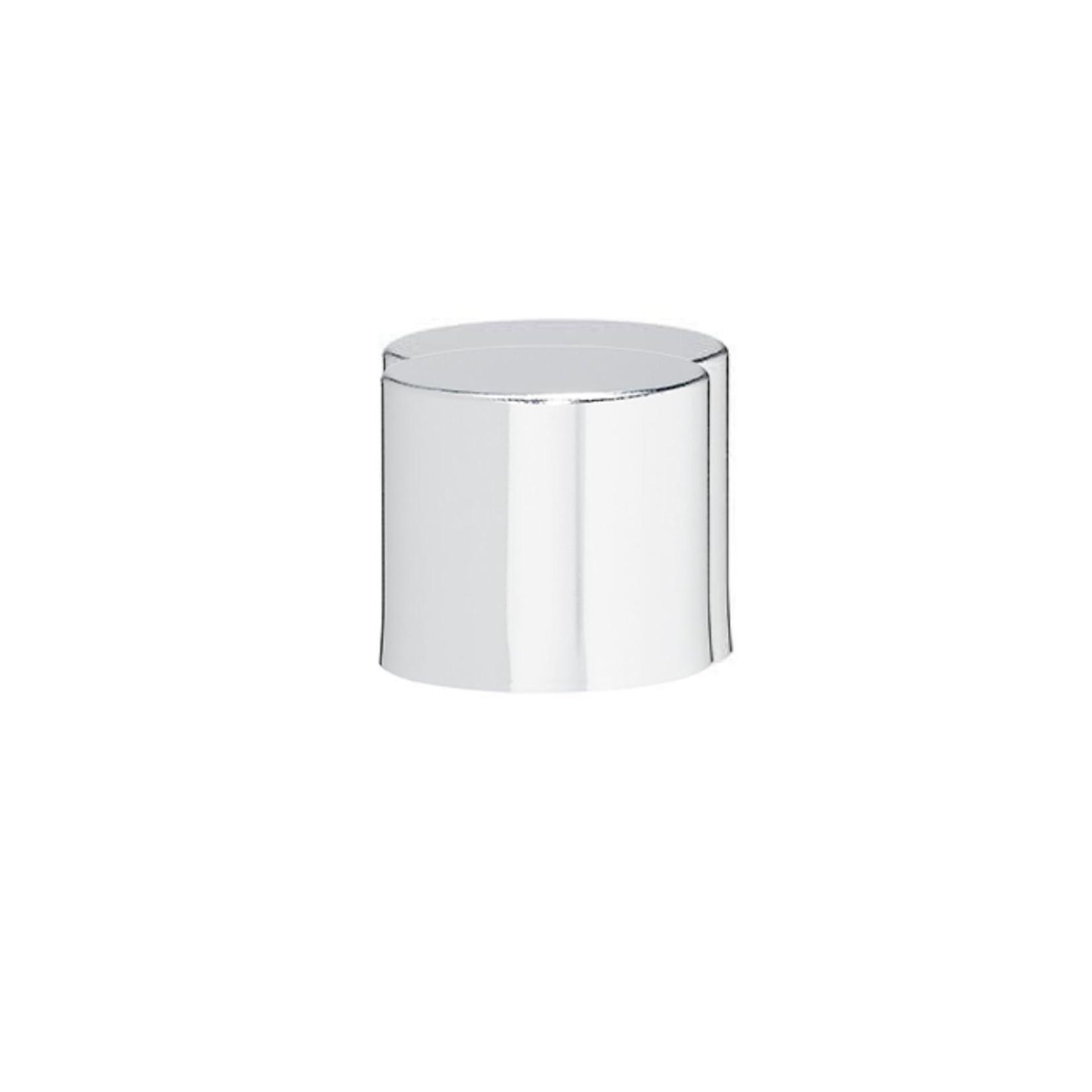 Silver Stopper Cap
