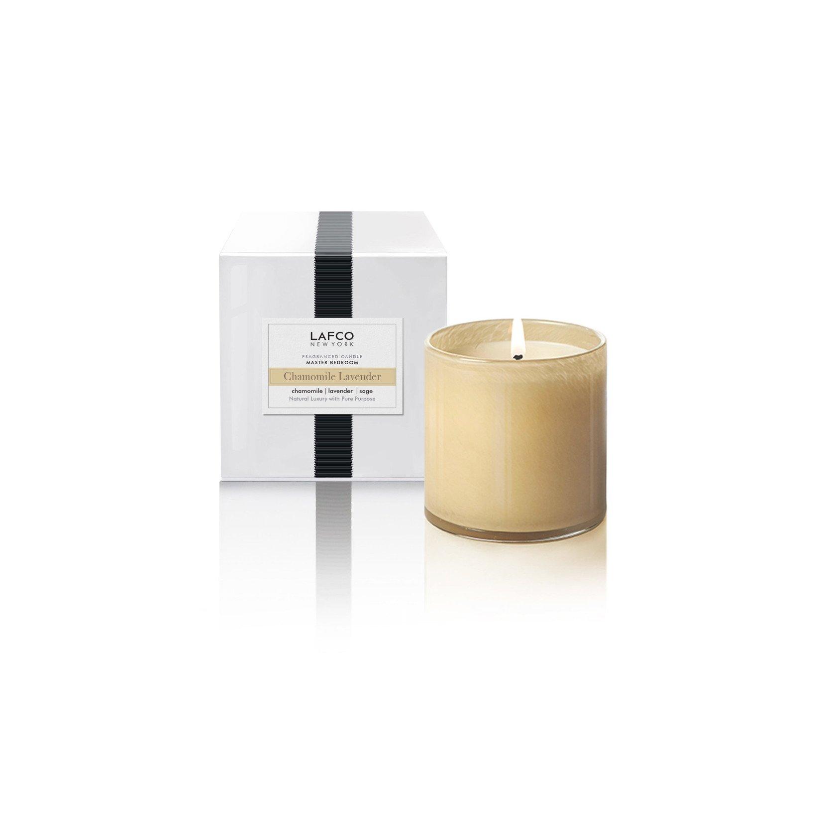 Chamomile Lavender Bedroom Candle