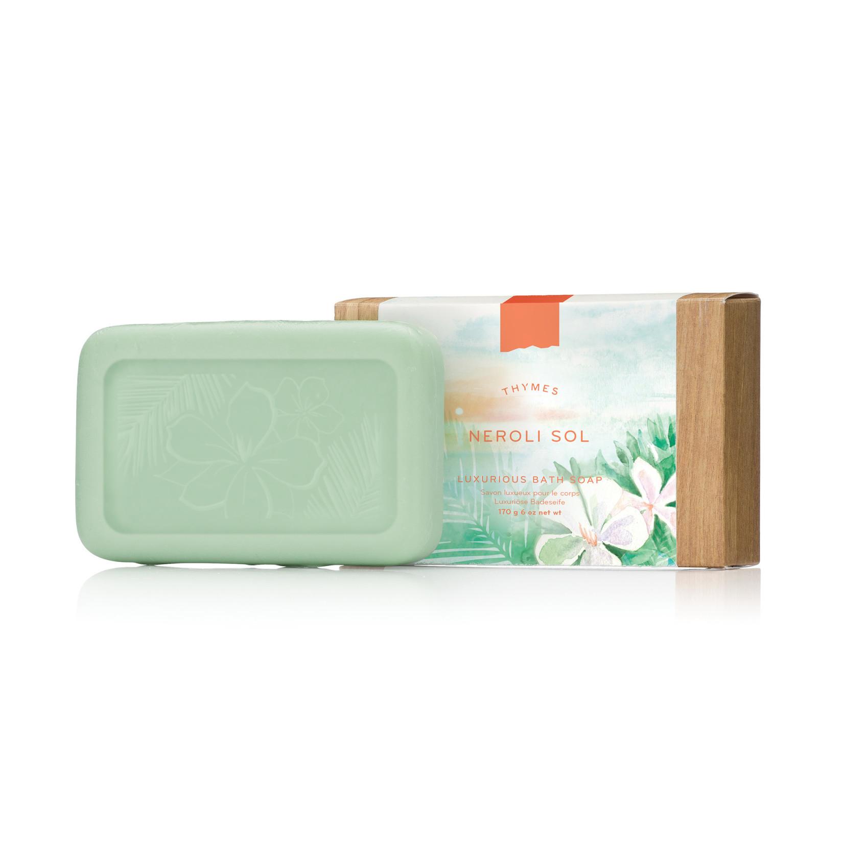 Neroli Sol Bath Soap