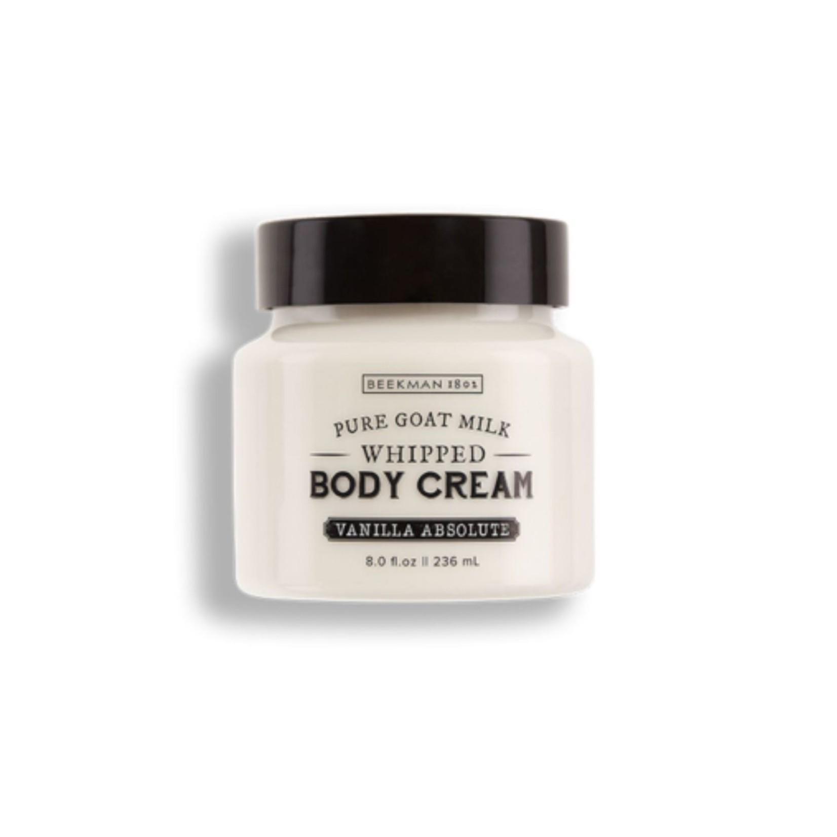 Beekman Vanilla Absolute Whipped Body Cream
