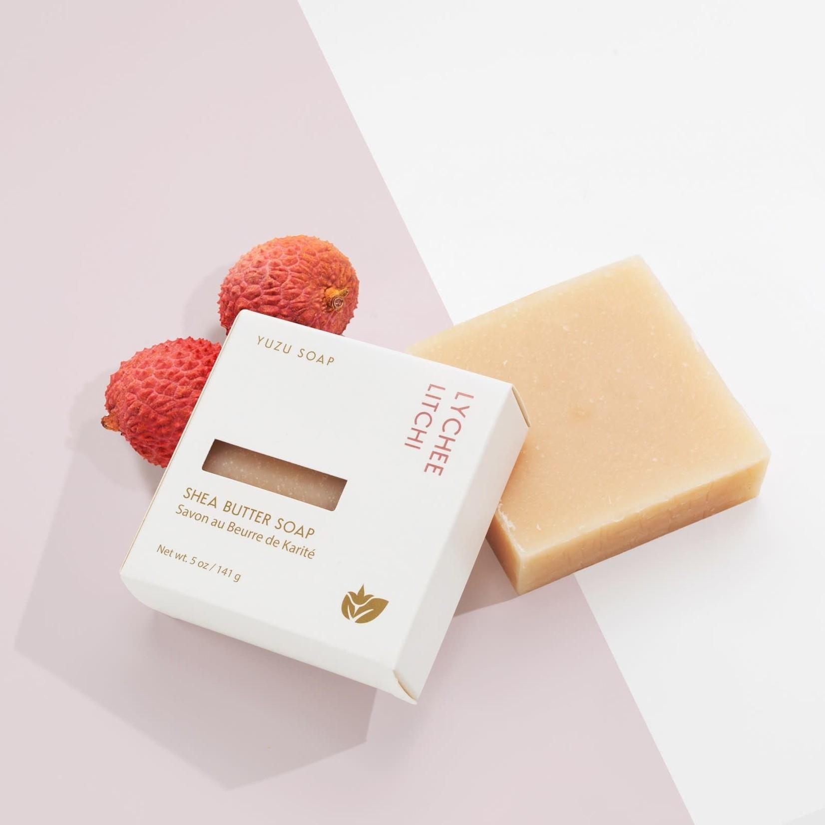 Lychee Shea Butter Soap