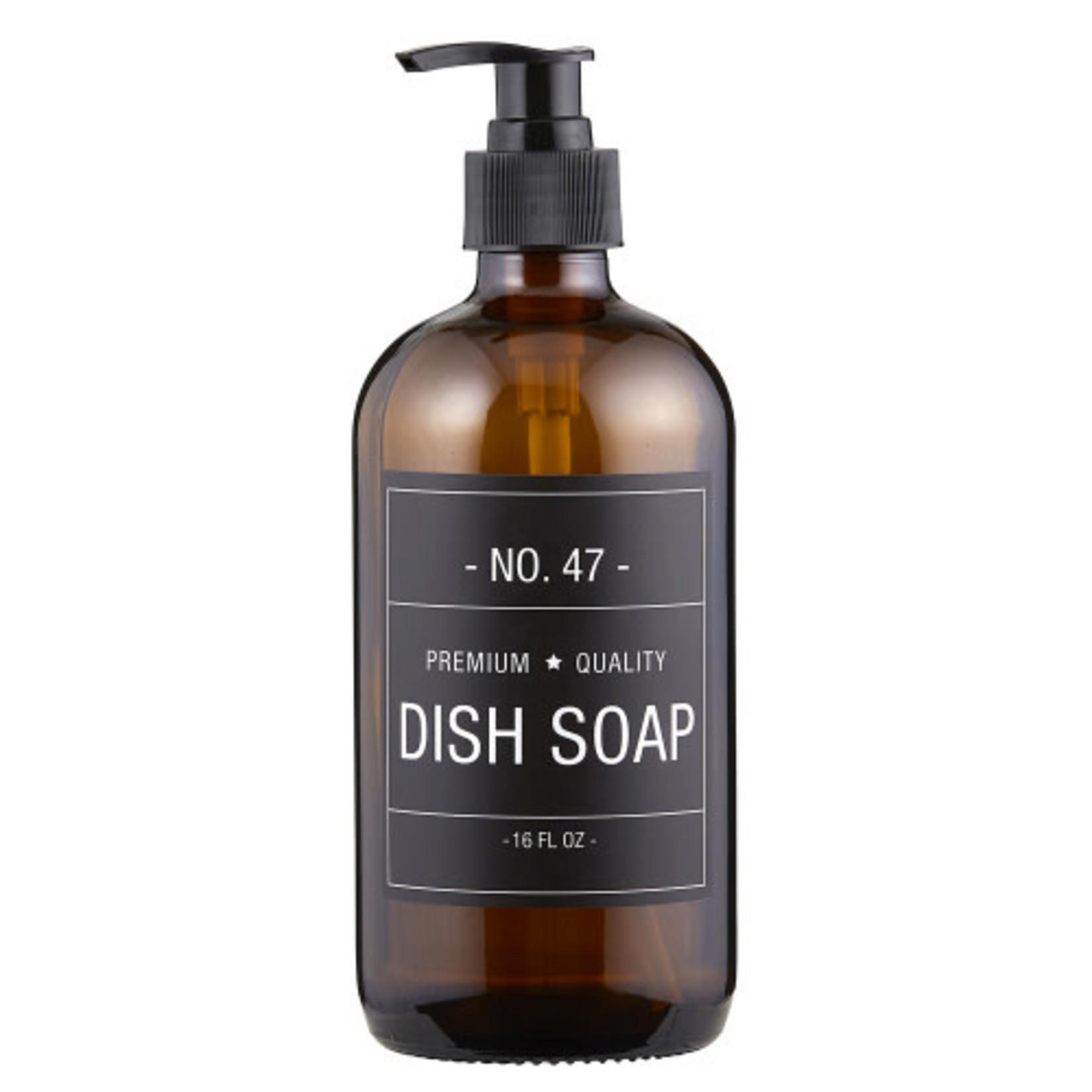 Dish Soap Bottle