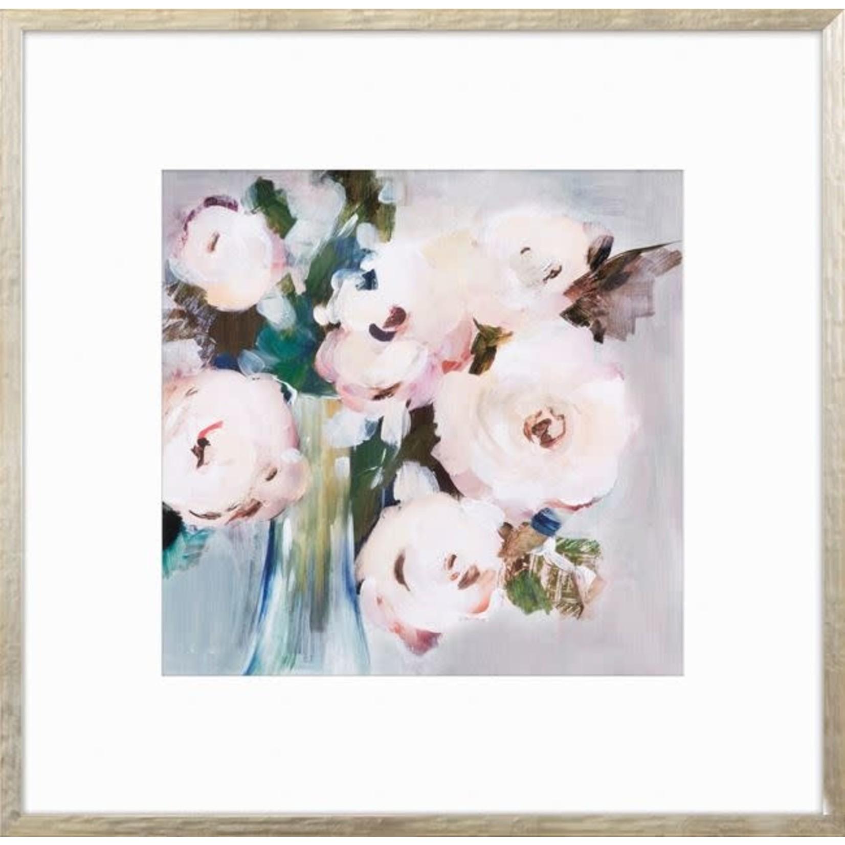 Pale Pink Bouquet I