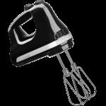 Ultra Power Hand Mixer, Onyx Black