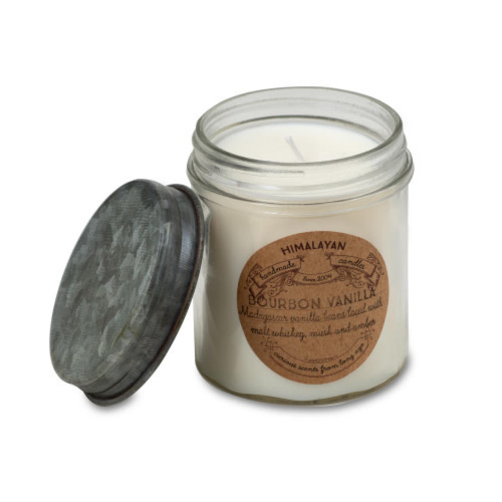 Curiosity Jar Candle 10oz Bourbon Vanilla