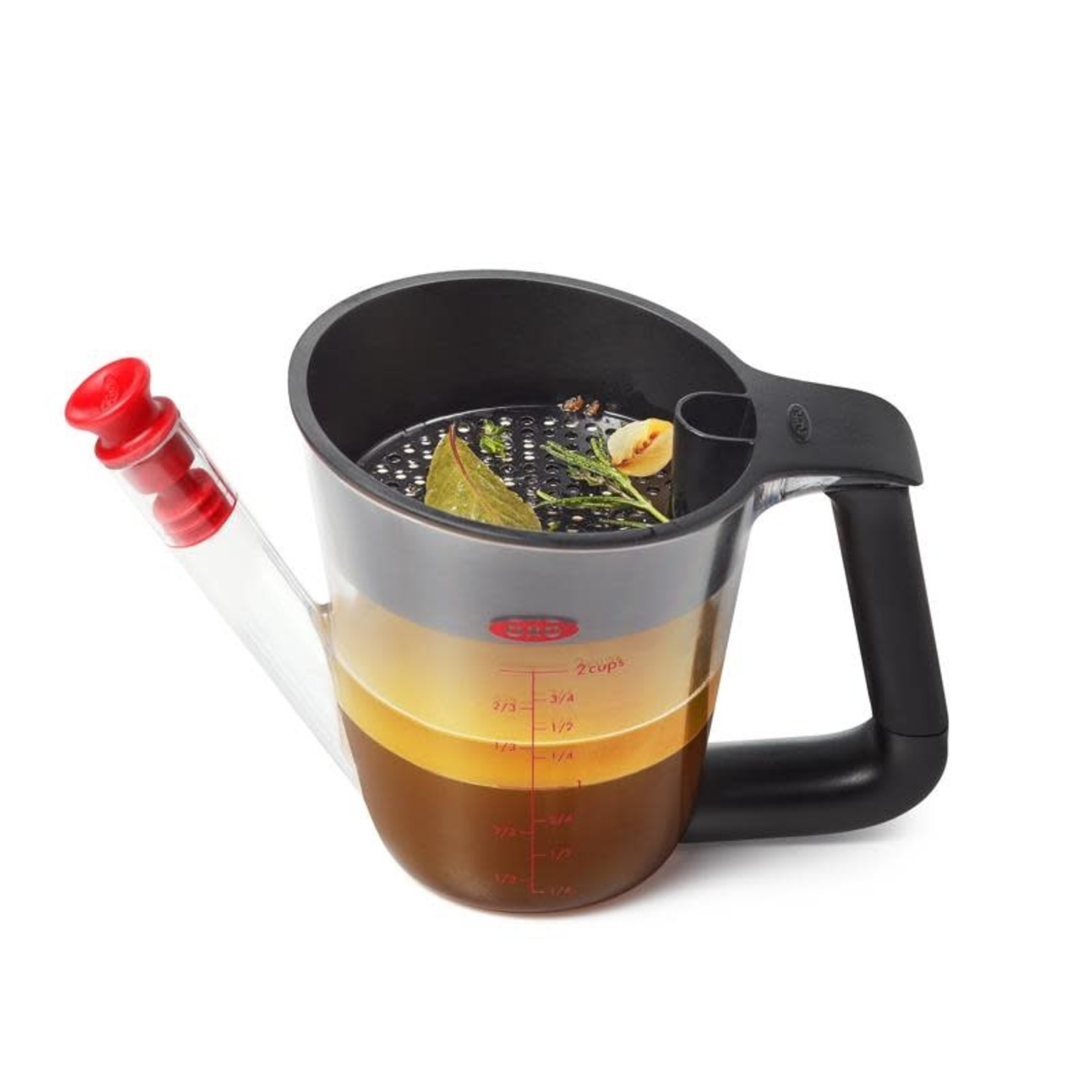 2-Cup Fat Separator