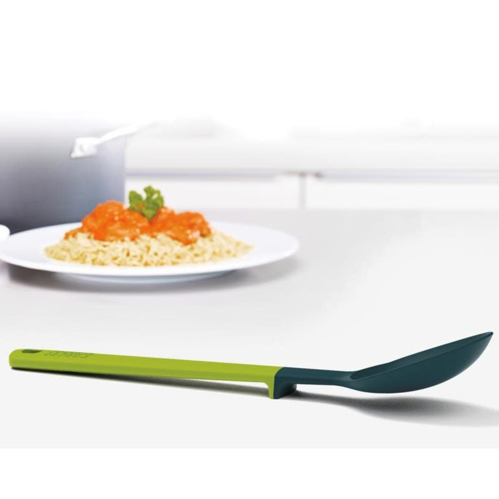 Elevate Silicone Solid Spoon