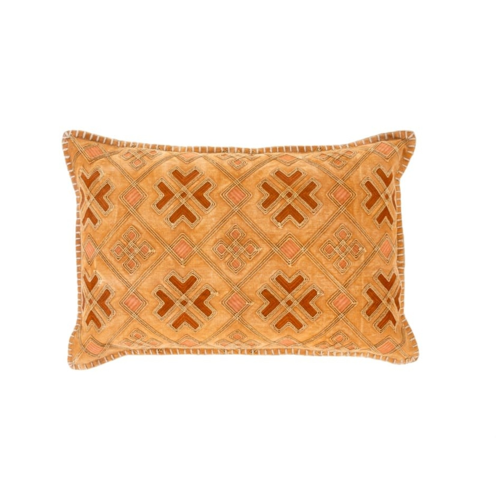 Amira Pillow, Terracotta